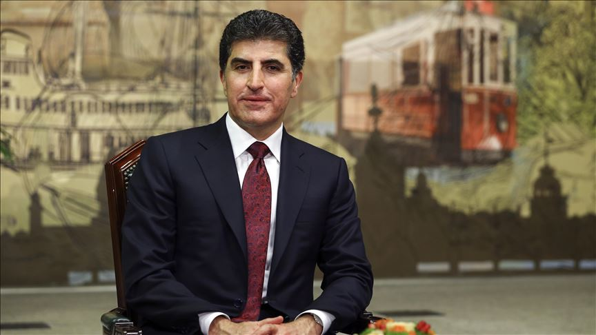 Iraqi Kurd leader lauds relations with Turkey
