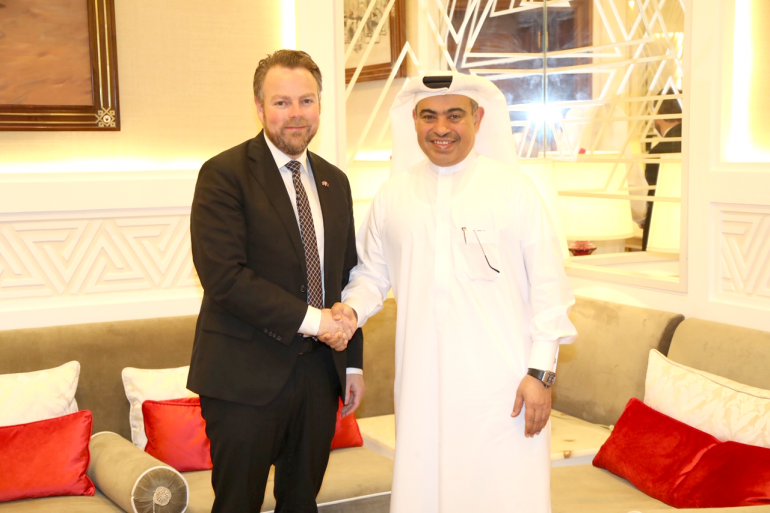 Qatar and Norway discuss ways to enhance investments