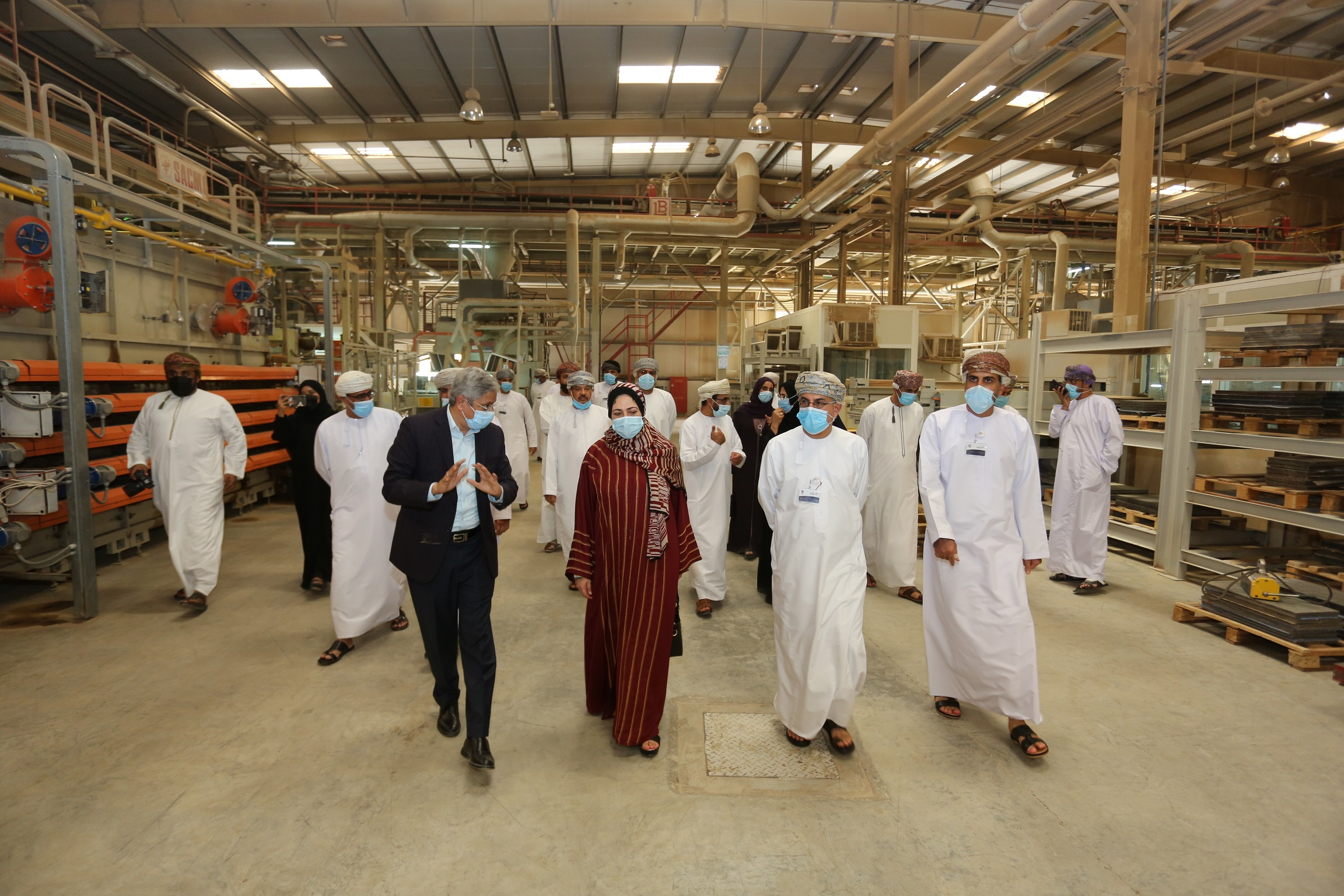Madayn working on major Oman industrial city projects